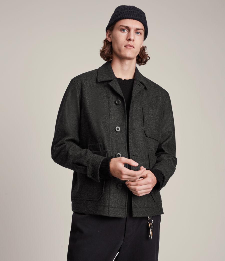 Men's York Jacket (charcoal) - Image 5