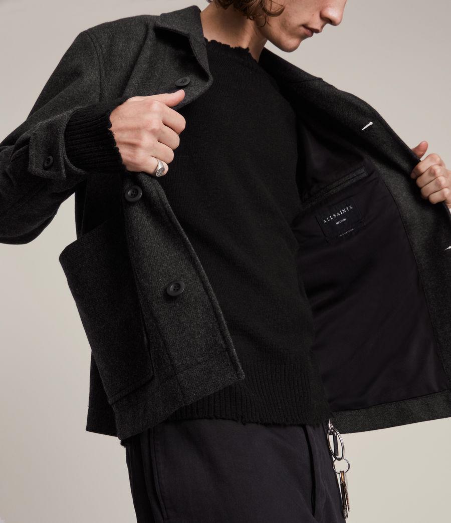 Men's York Jacket (charcoal) - Image 6