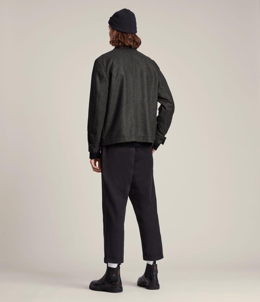 Men's York Jacket (charcoal) - Image 7