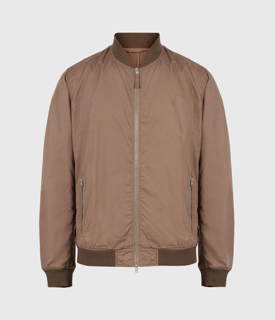 Men's Bassett Bomber Jacket (sandstone_pink) - Image 2