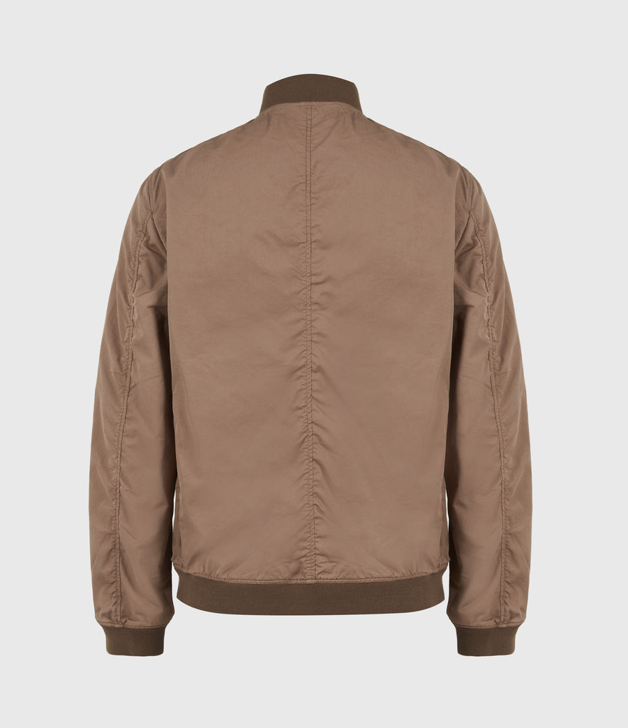 Men's Bassett Bomber Jacket (sandstone_pink) - Image 3