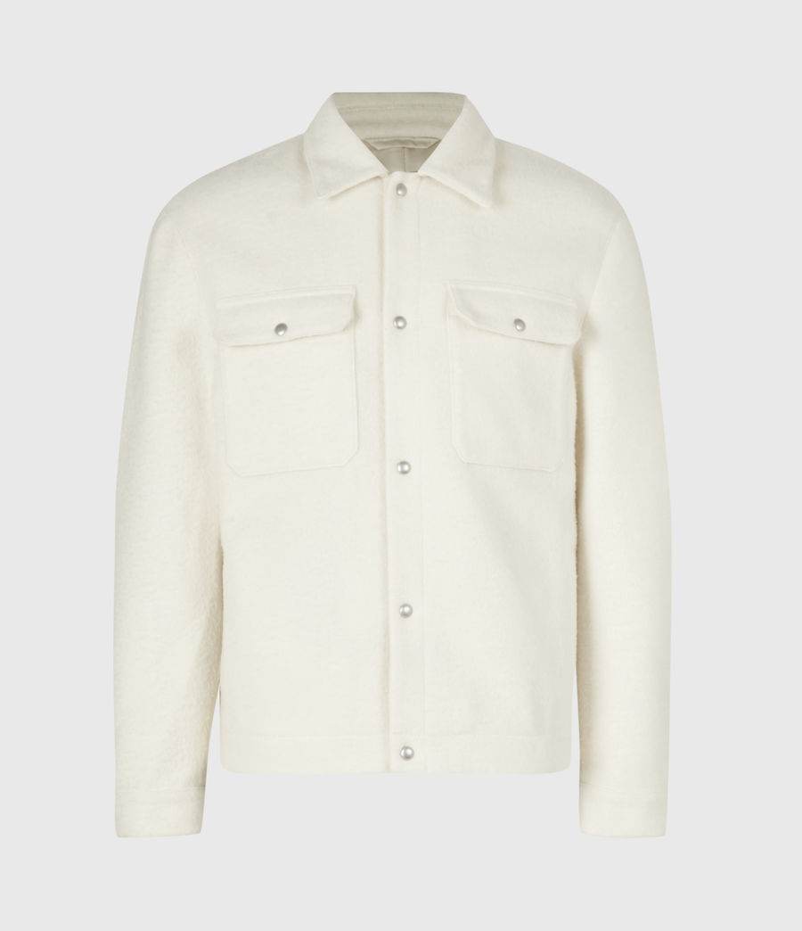 Men's Minard Jacket (ivory) - Image 2