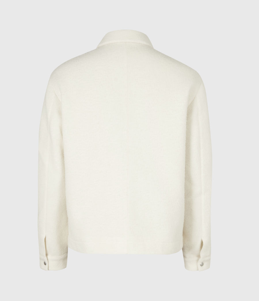 Men's Minard Jacket (ivory) - Image 3