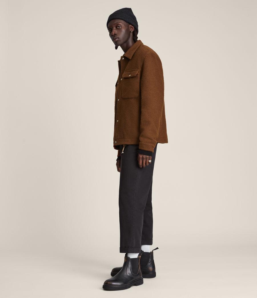 Mens Minard Jacket (brown) - Image 6
