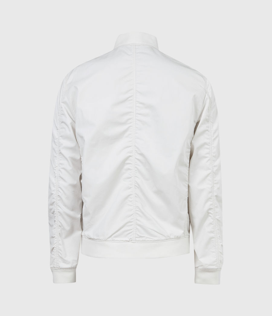 Men's Bassett Bomber Jacket (chateau_grey) - Image 3