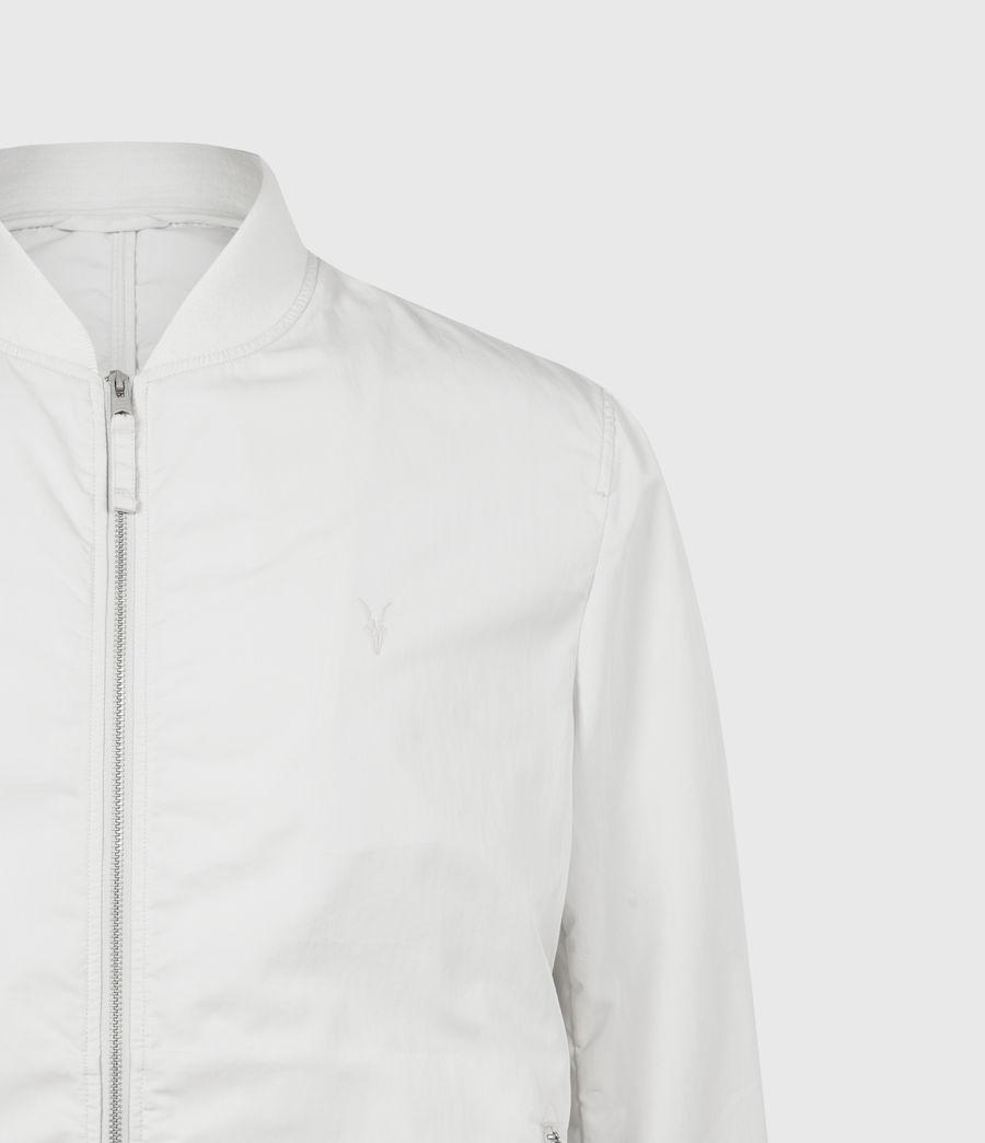 Men's Bassett Bomber Jacket (chateau_grey) - Image 5