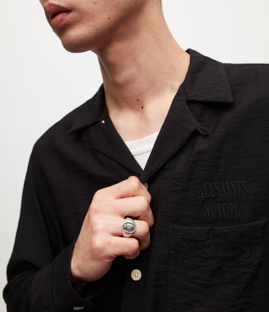 Herren Saint Ring (warm_silver) - Image 2