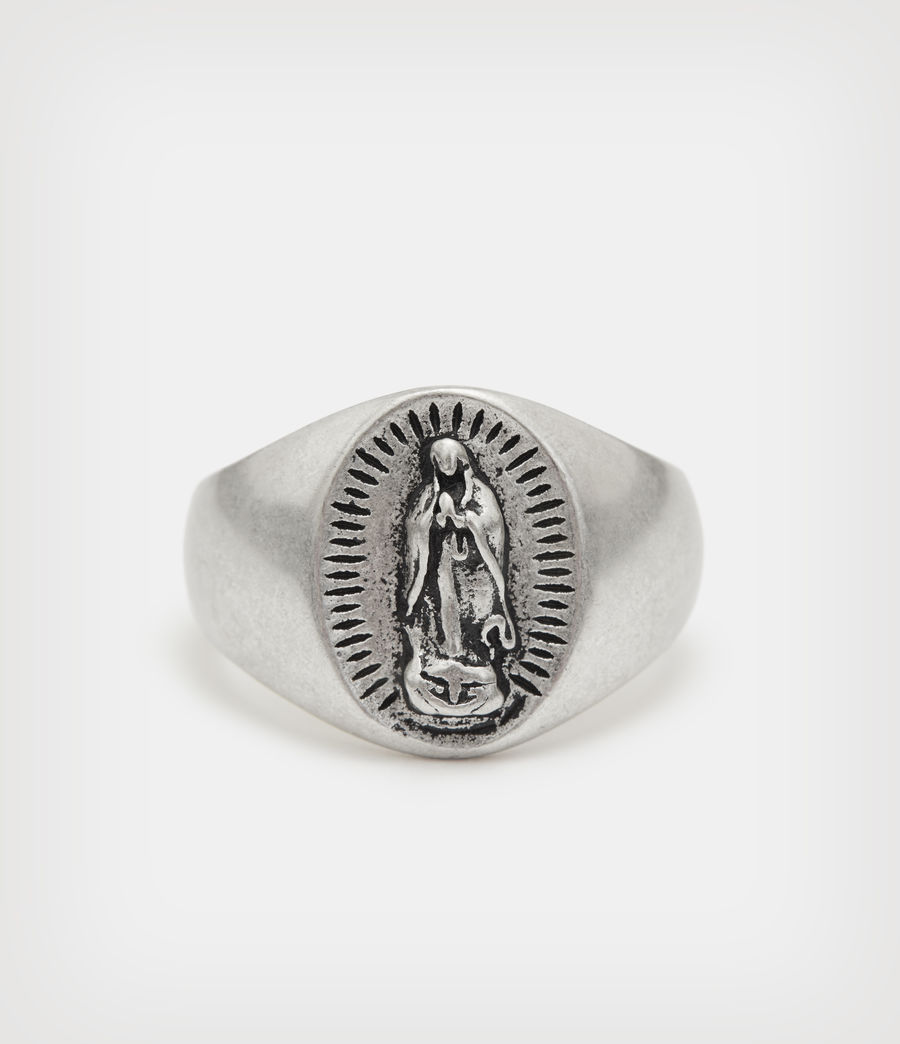 Herren Saint Ring (warm_silver) - Image 3