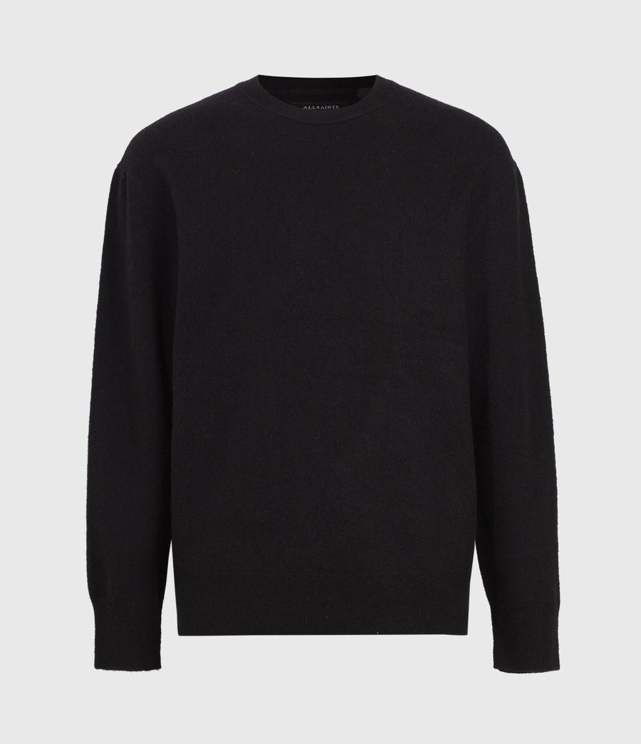 Mens Lori Crew Sweater (black) - Image 3