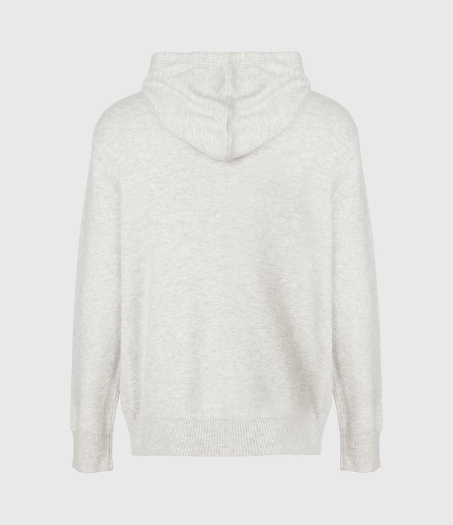 Mens Lori Hoodie (light_grey_marl) - Image 4