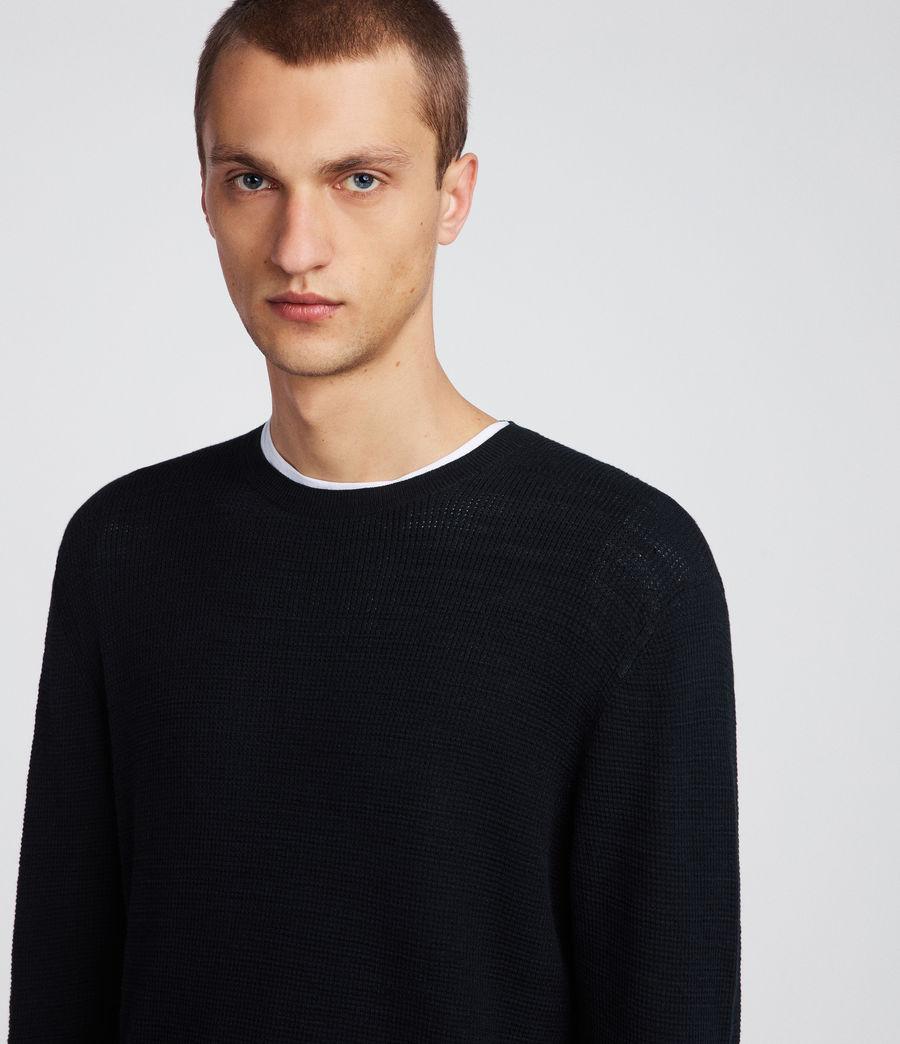 Hombres Jersey Tylinn (black) - Image 3