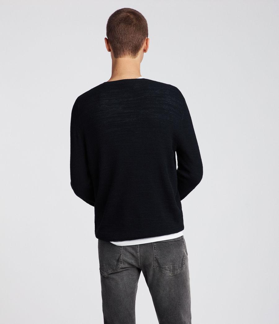Hombres Jersey Tylinn (black) - Image 4