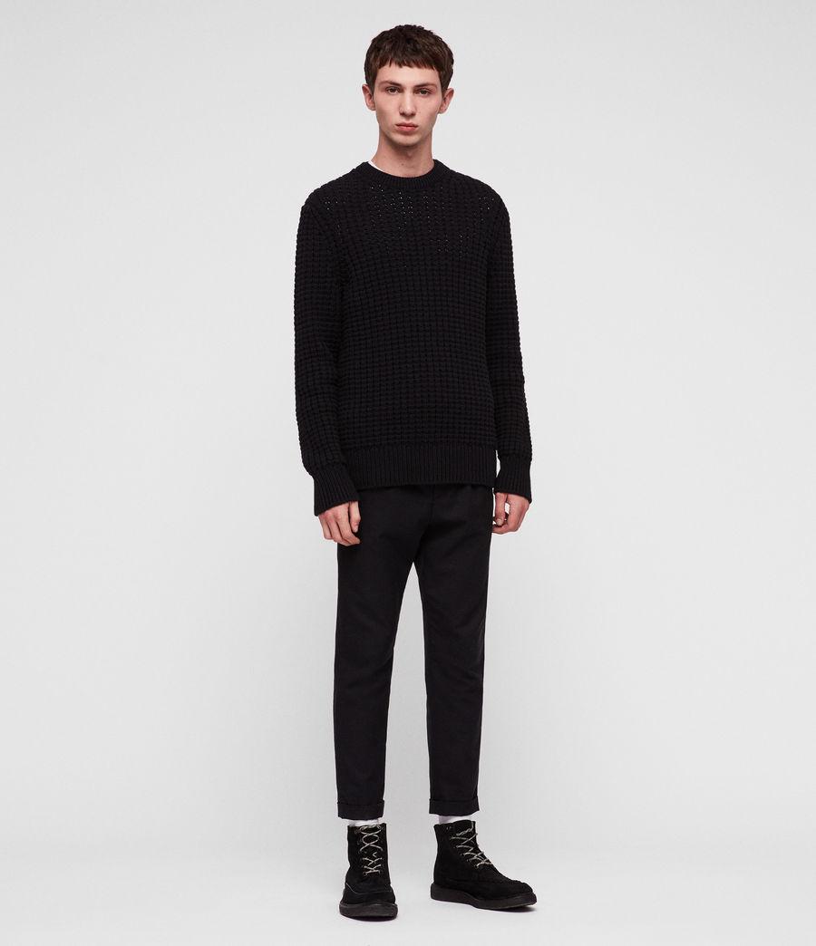 Hommes Pull Medar (black) - Image 1