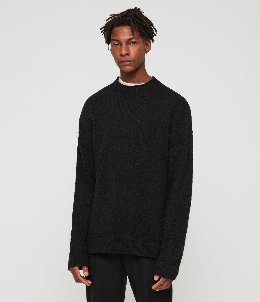 Herren Edge Pullover (black) - Image 3