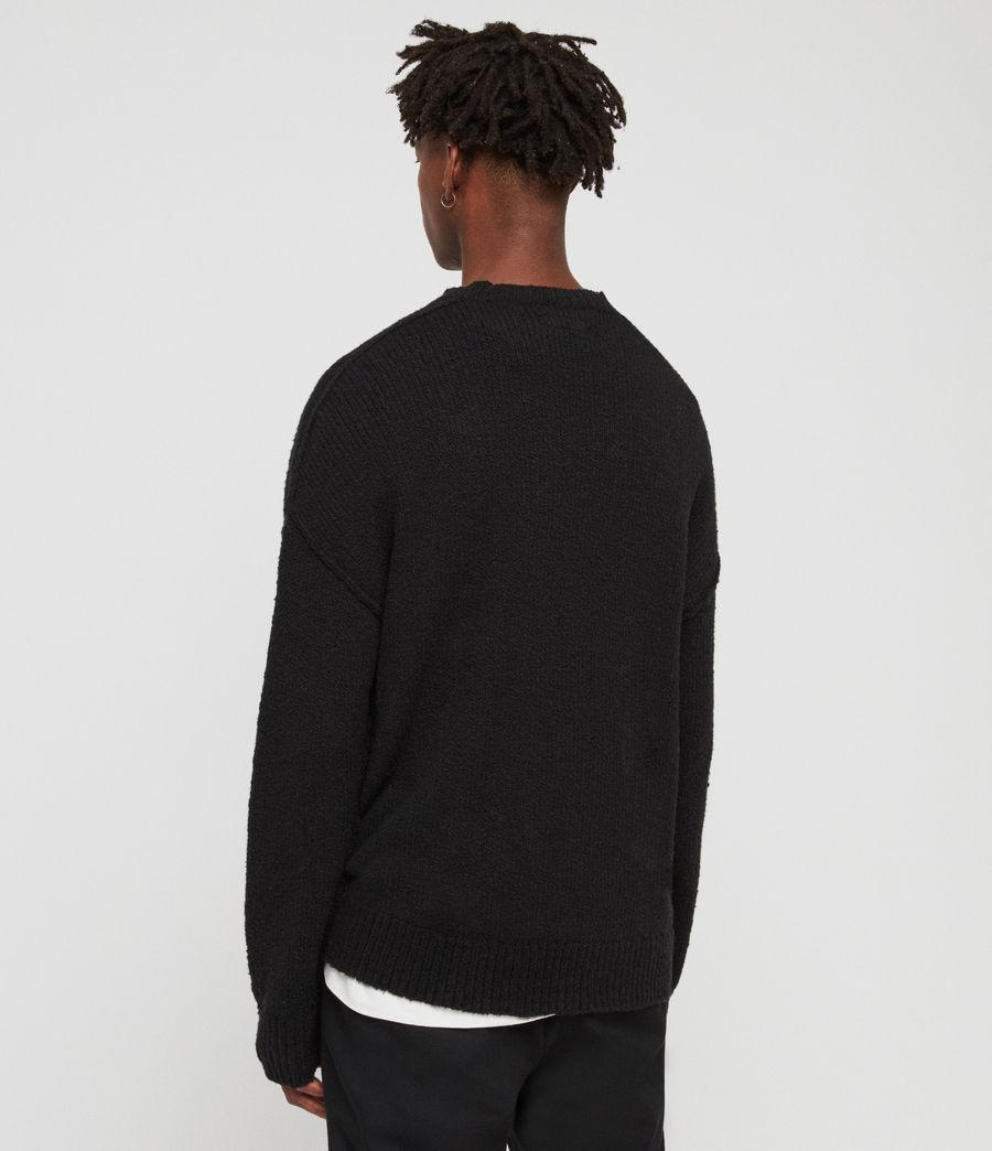 Hombre Suéter Edge (black) - Image 4