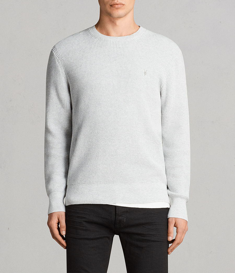Herren Mert Pullover (march_grey_marl) - Image 1