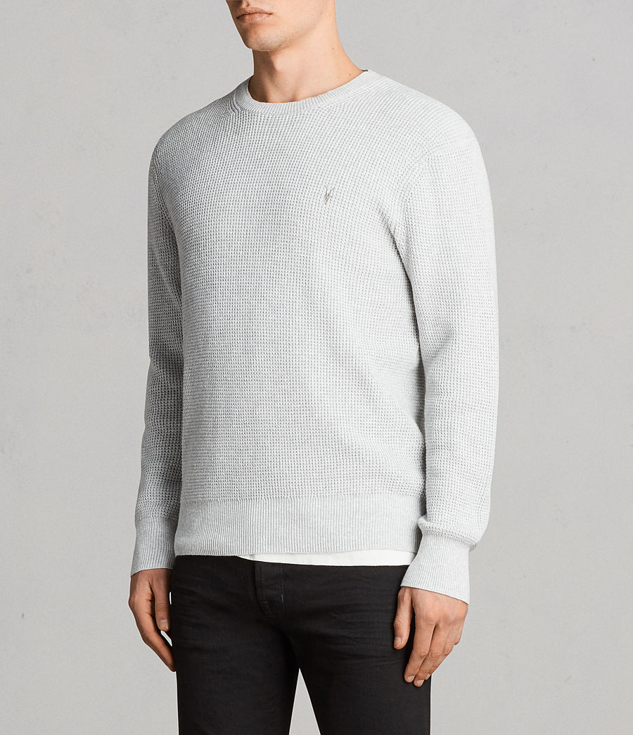 Herren Mert Pullover (march_grey_marl) - Image 3