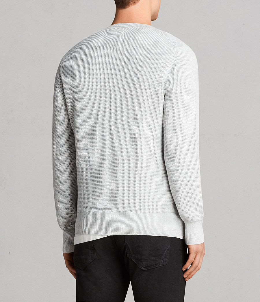 Herren Mert Pullover (march_grey_marl) - Image 4