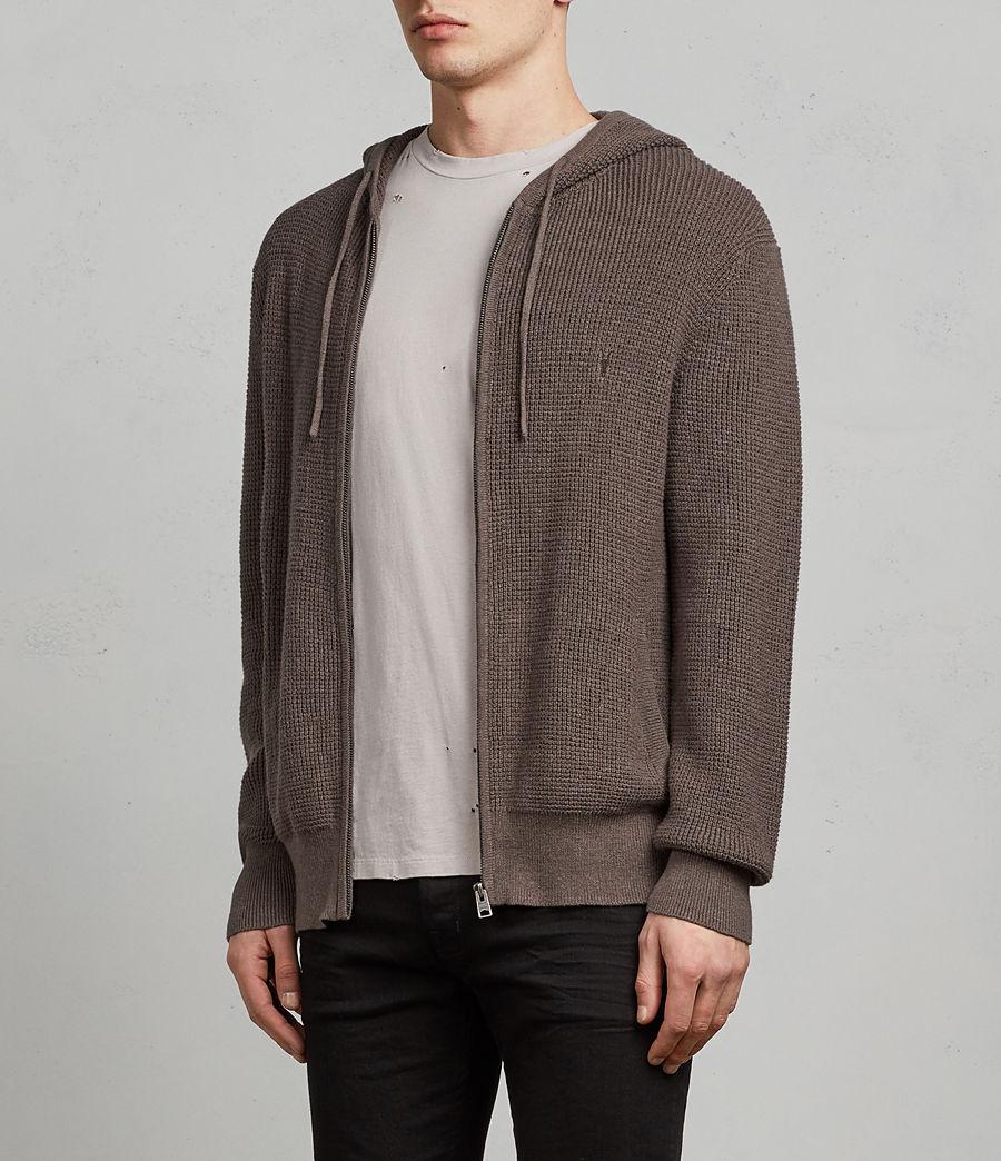 Men's Mert Zip Hoodie (slate_grey) - Image 3