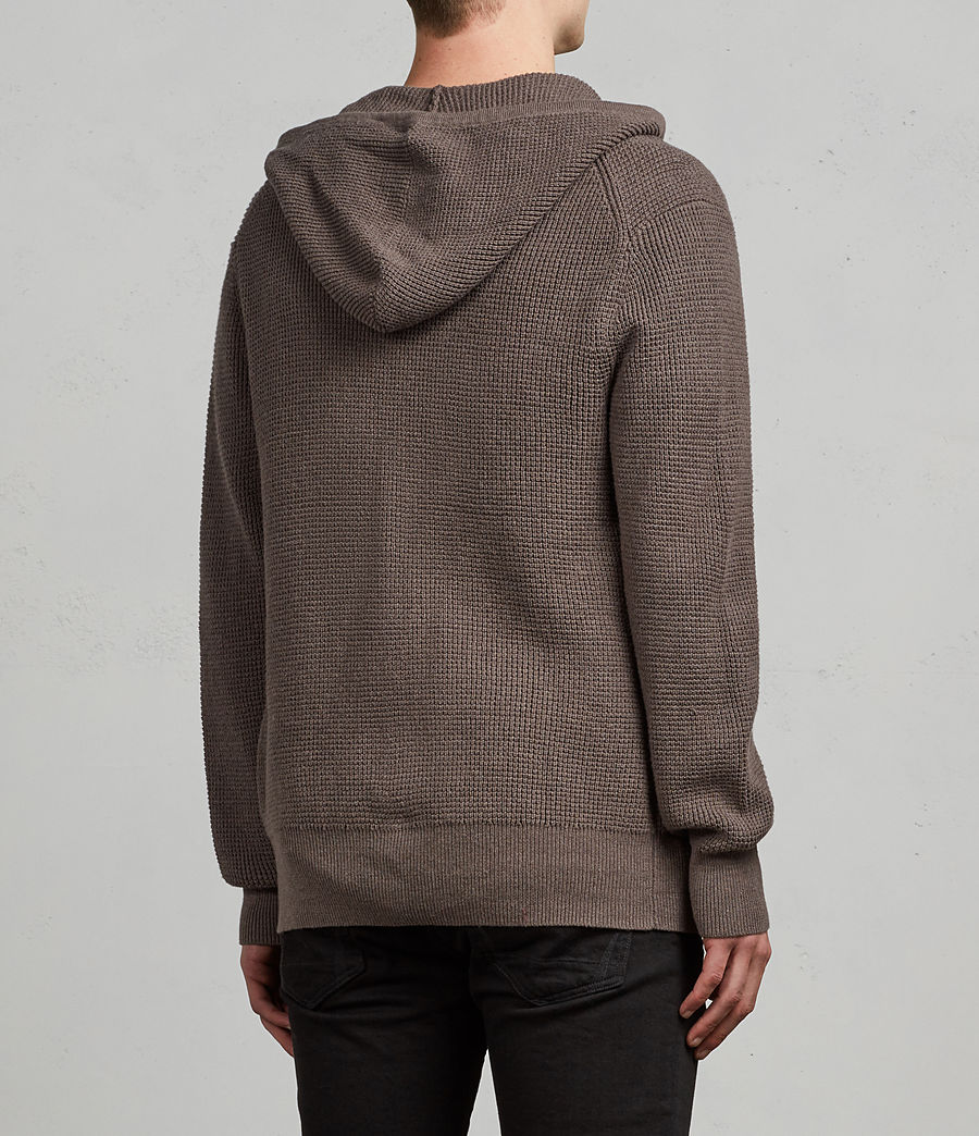 Men's Mert Zip Hoodie (slate_grey) - Image 4