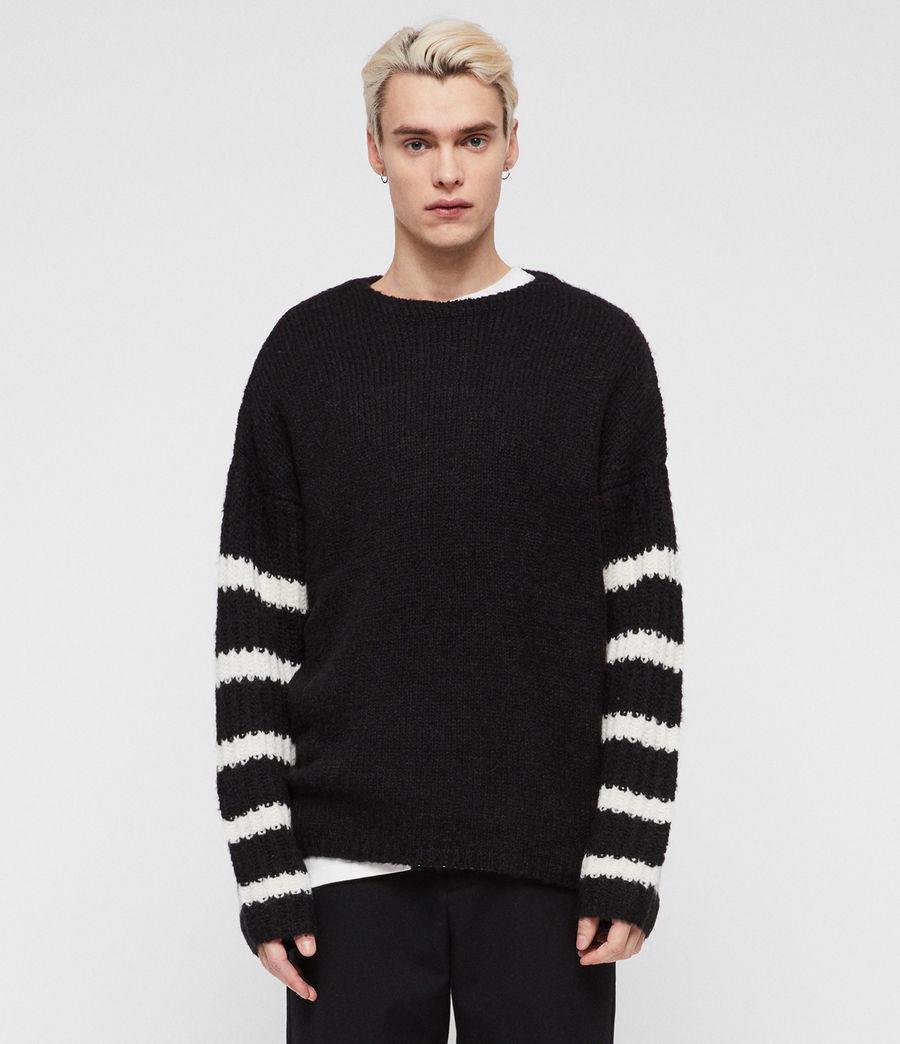 Herren Eldon Pullover (black) - Image 1