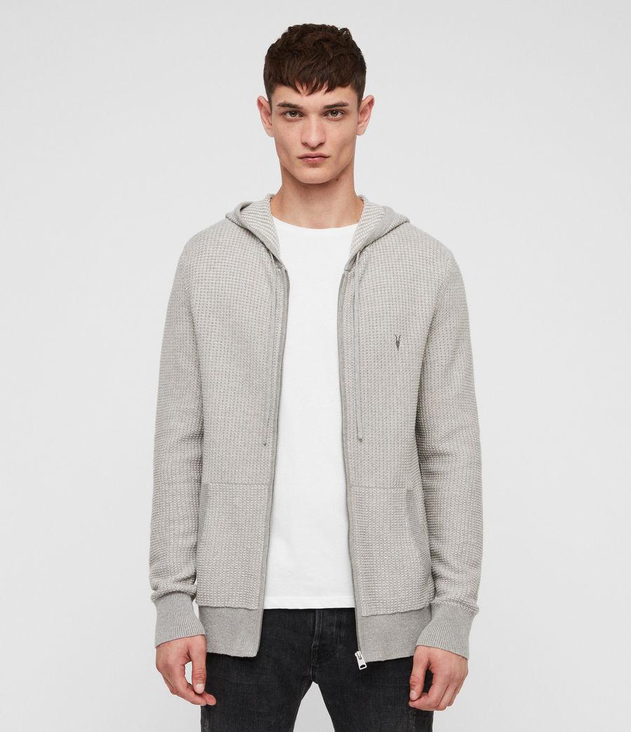 Men's Charter Hoodie (stone_grey) - Image 1