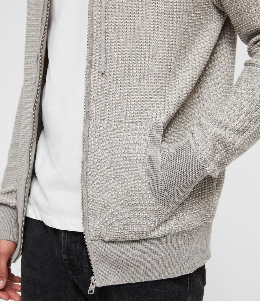 Men's Charter Hoodie (stone_grey) - Image 5