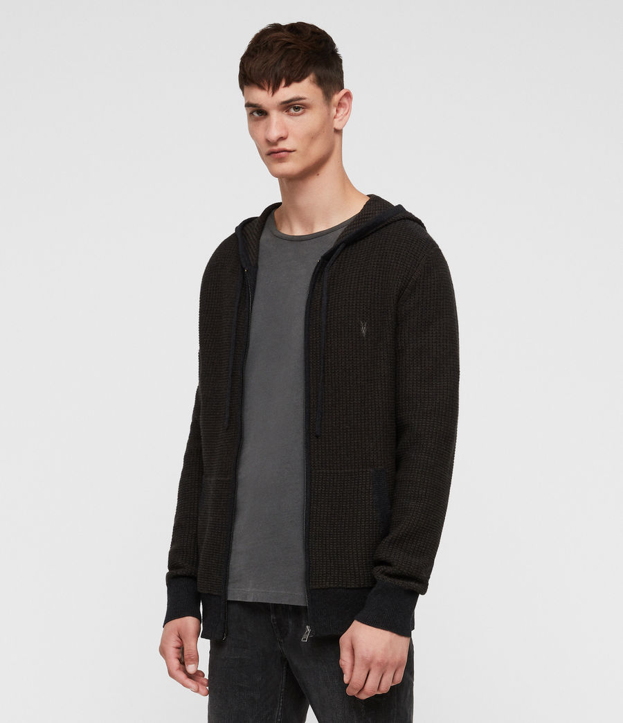 Men's Charter Hoodie (sandalwood_brown) - Image 4