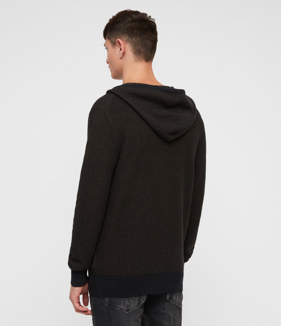 Men's Charter Hoodie (sandalwood_brown) - Image 5