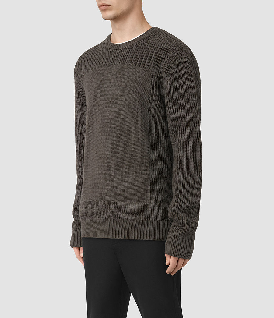 Hombre Jersey Marsk (khaki_brown) - Image 3