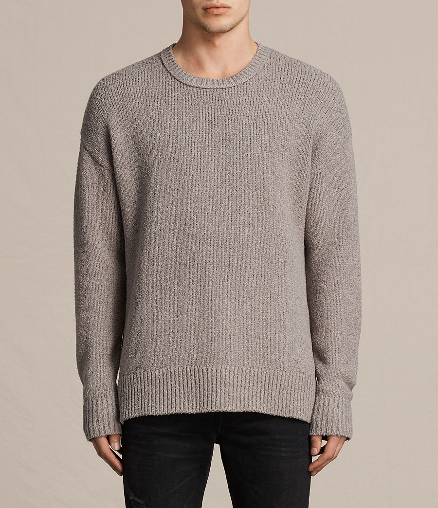 Hombres Jersey Minami (putty_grey) - Image 1