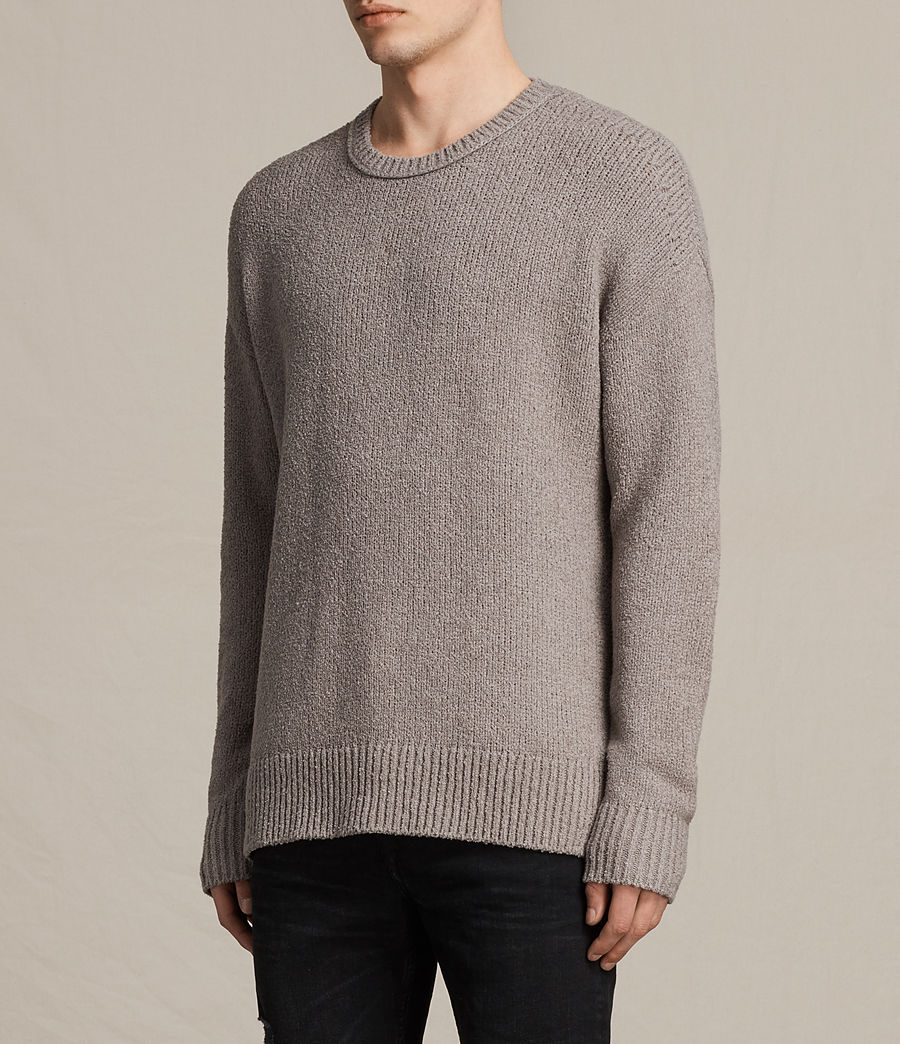 Hombres Jersey Minami (putty_grey) - Image 2