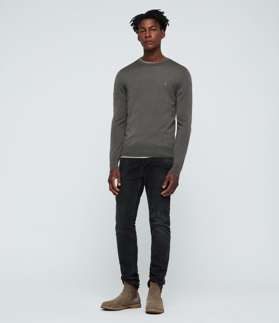 Mens Mode Merino Crew Sweater (core_grey) - Image 3