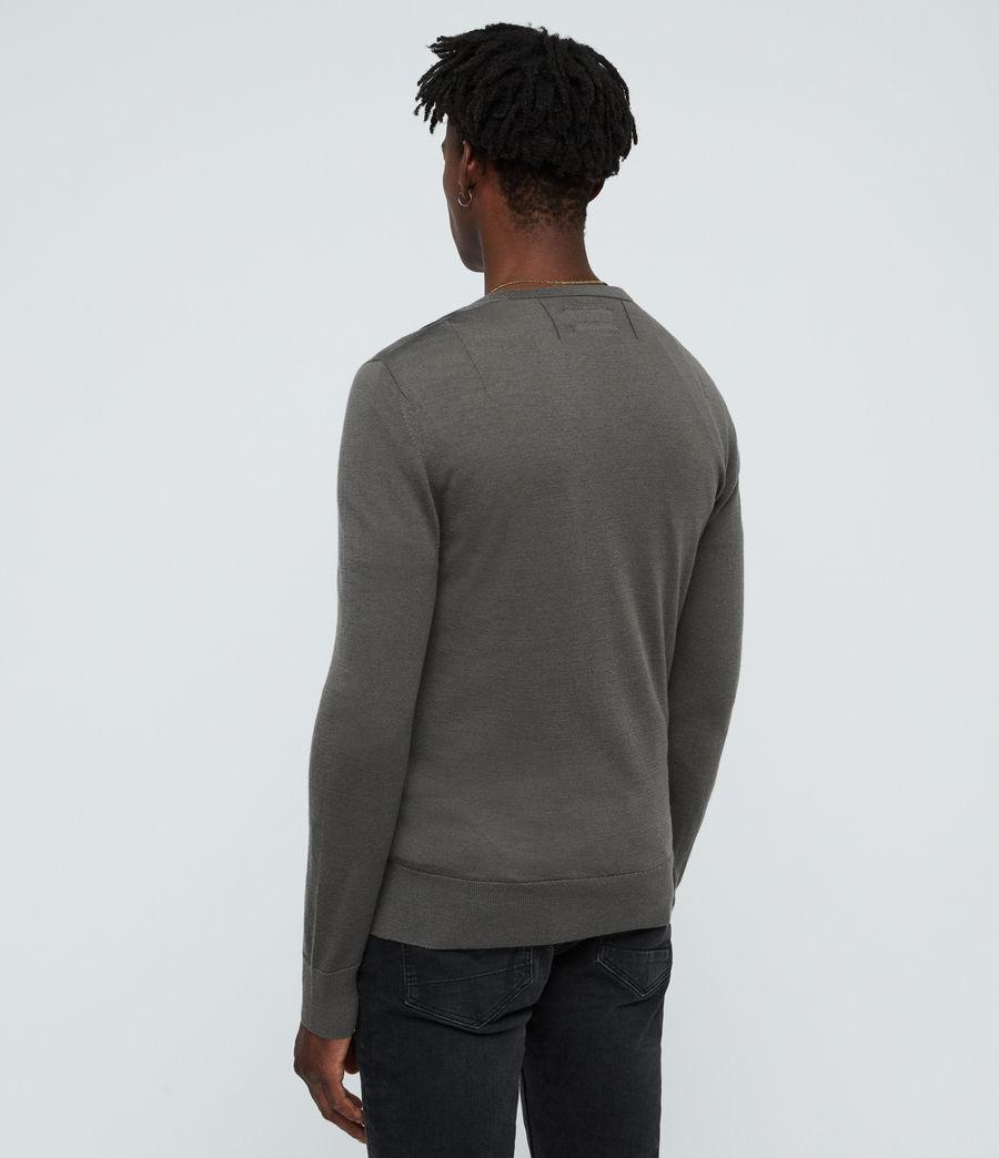 Mens Mode Merino Crew Sweater (core_grey) - Image 4