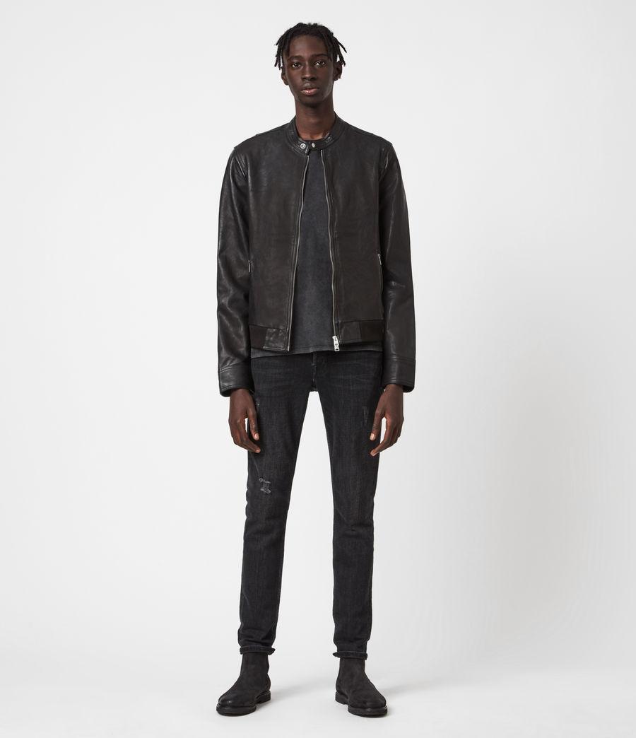 Mens Hopkin Jacket (black) - Image 1