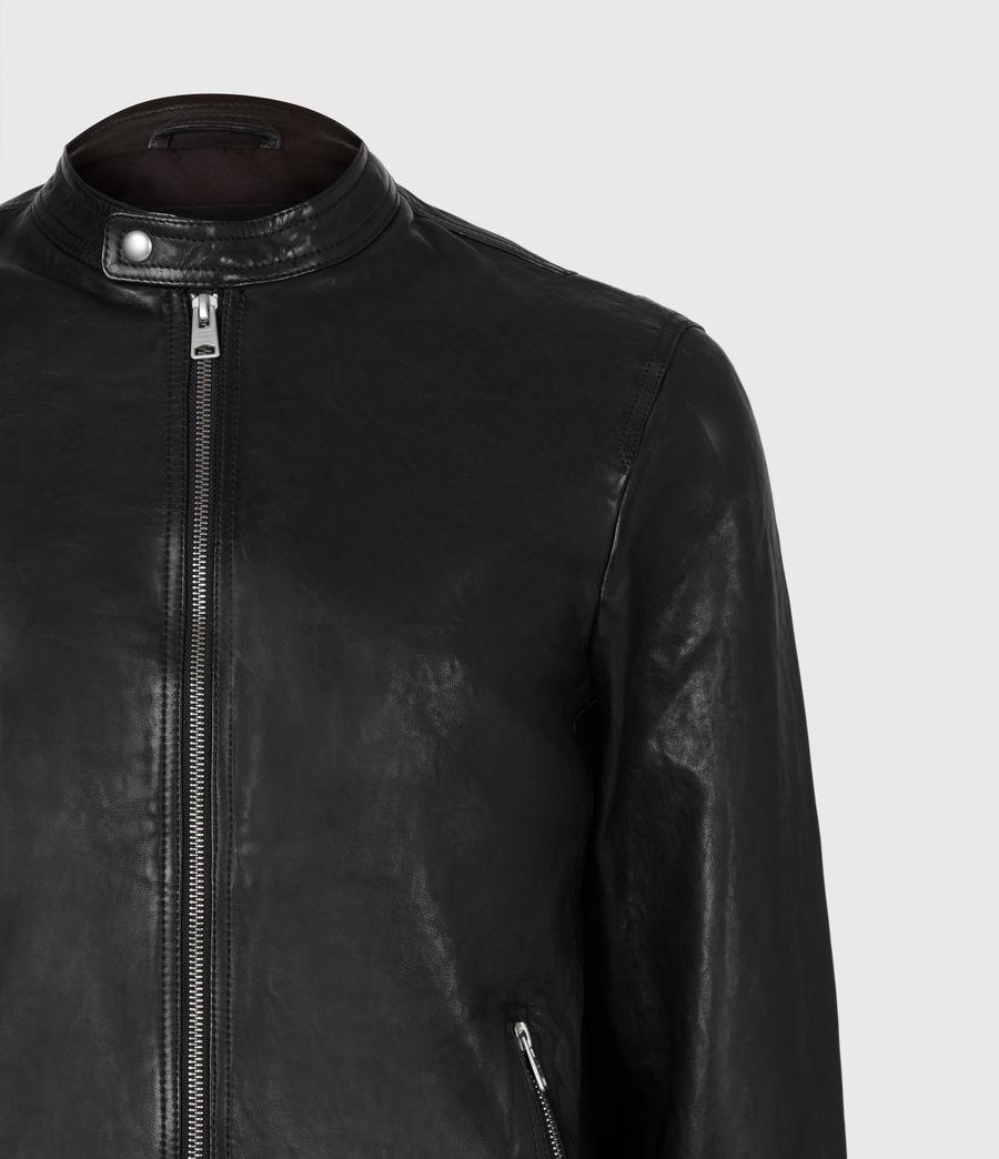Mens Hopkin Jacket (black) - Image 5