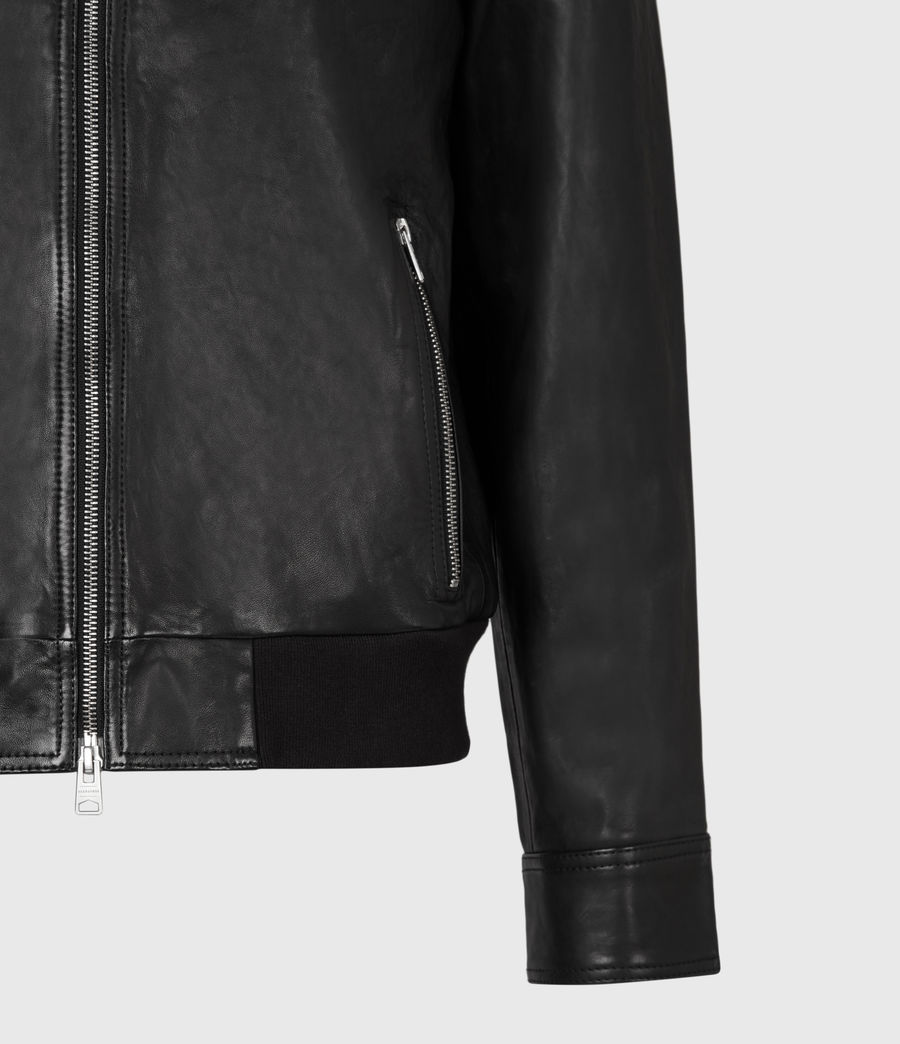 Mens Hopkin Jacket (black) - Image 6