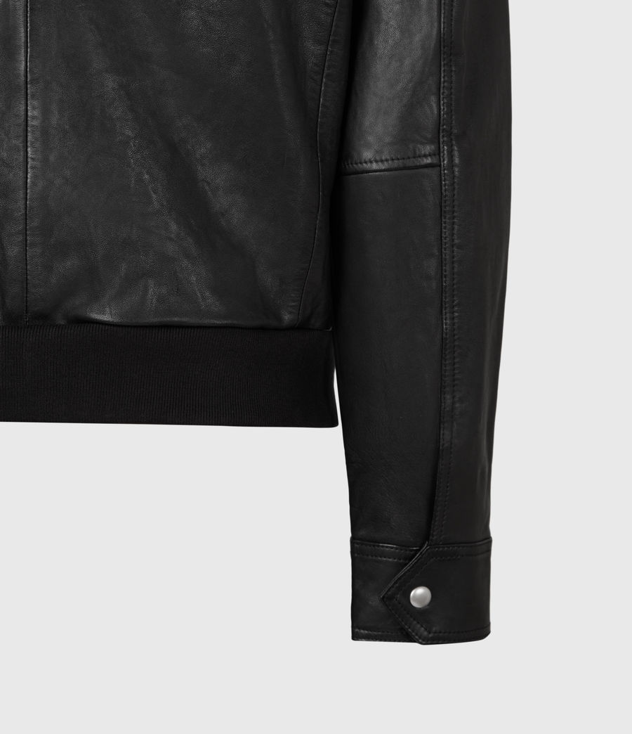 Mens Hopkin Jacket (black) - Image 7