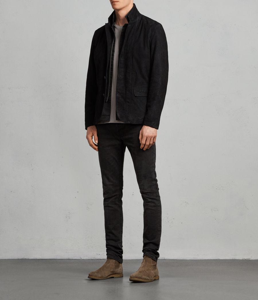 Uomo Blazer Nolan (black_charcoal) - Image 2