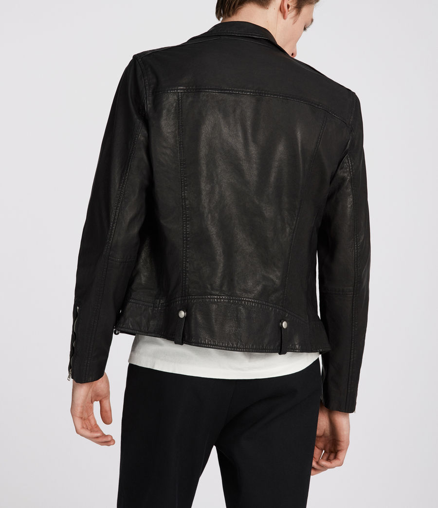 Men's Jace Biker (black) - Image 5