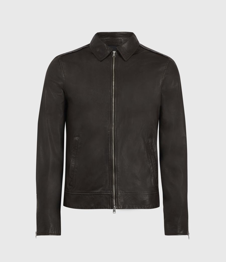Men's Laverton Leather Jacket (bitter_brown) - Image 1