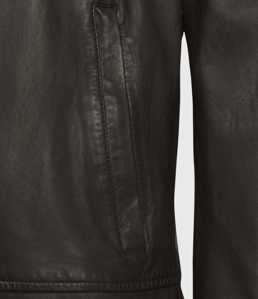 Men's Laverton Leather Jacket (bitter_brown) - Image 3