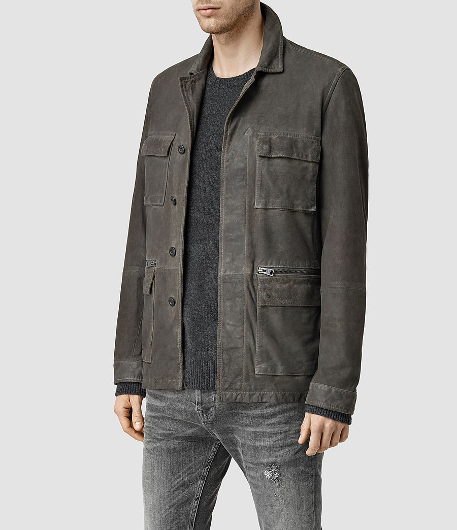 Men's Civil Jacket (slate_grey) - Image 2