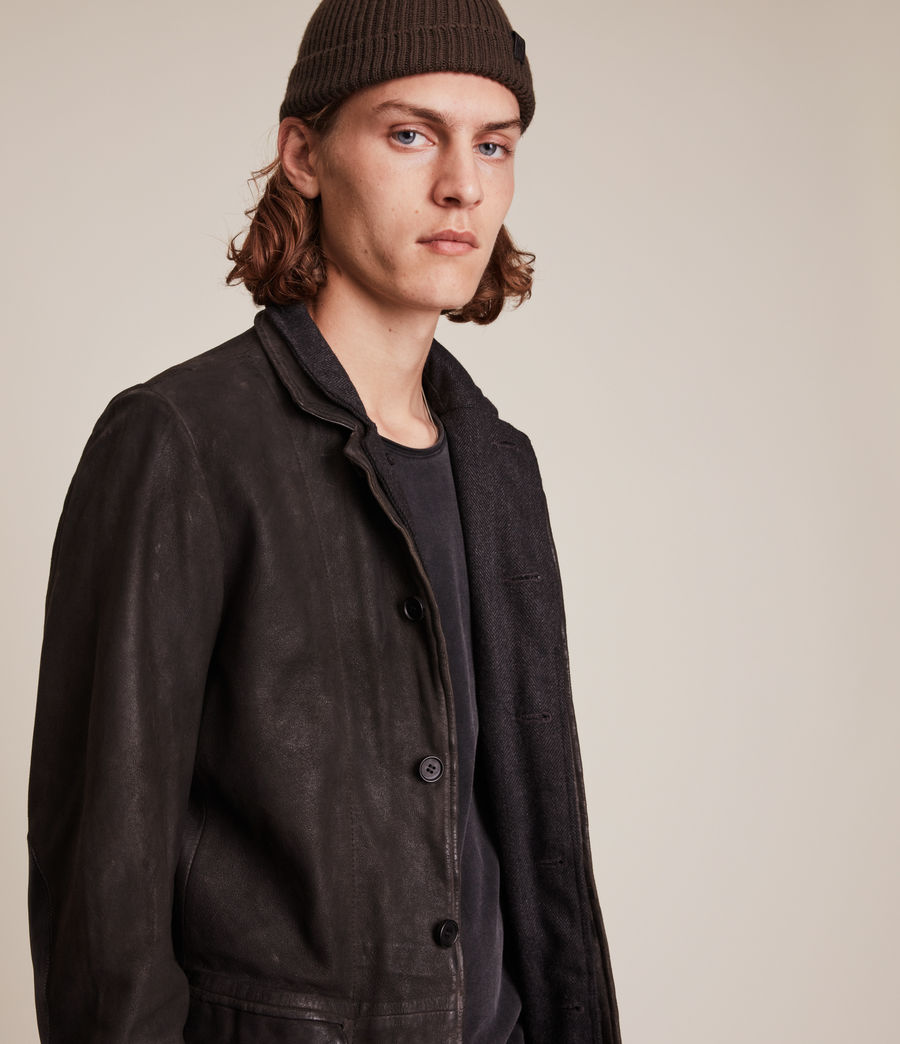 Hommes Blazer Survey (anthracite_grey) - Image 7