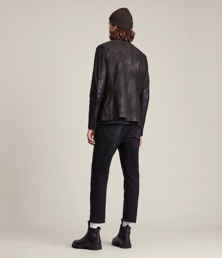 Hommes Blazer Survey (anthracite_grey) - Image 8
