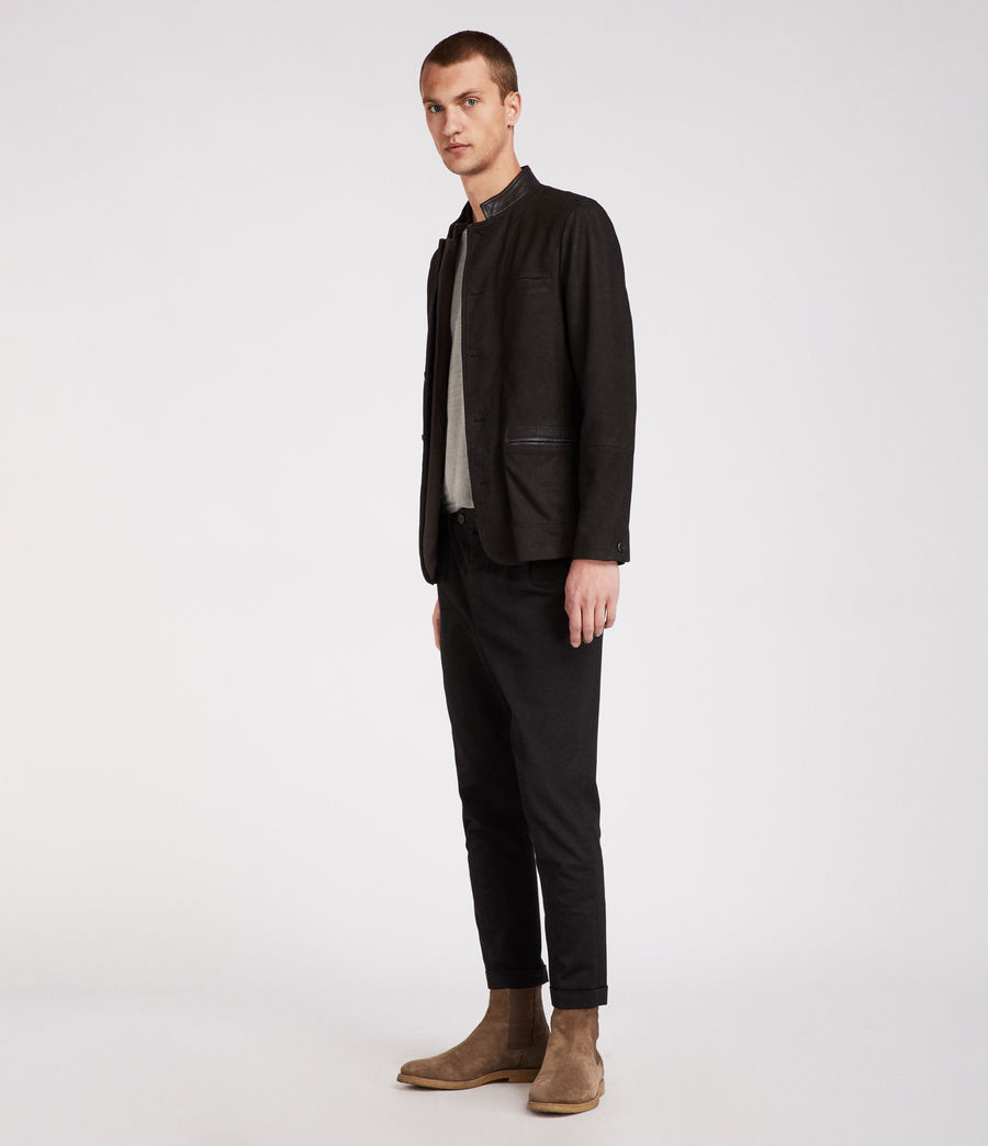 Mens Headen Blazer (black) - Image 3