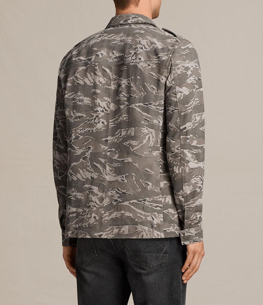 Hommes Chemise Esco (grey) - Image 7