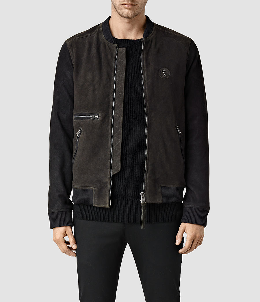 Men's Freight Bomber (anthracite_grey) - Image 1