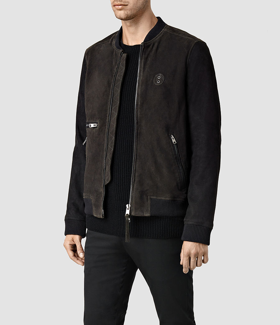 Men's Freight Bomber (anthracite_grey) - Image 2