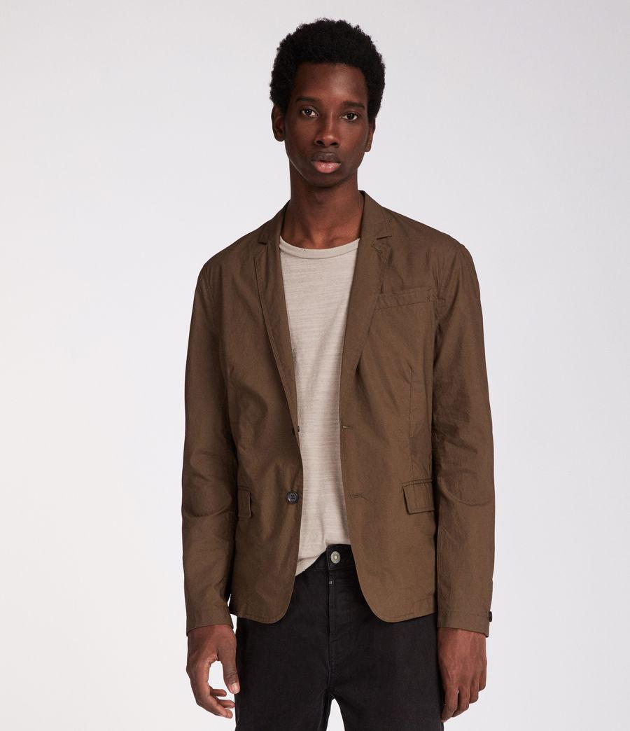 Men's Rohan Blazer (khaki_green) - Image 1